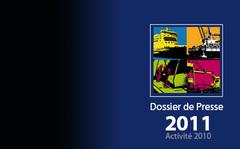 Dossier de presse 2011 - Activité 2010