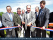 DUNKERQUE-PORT INAUGURATES SAINT-GEORGES LINK'S ECO-LANDSCAPE BELT