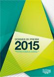 Dossier de presse 2015 - Activité 2014