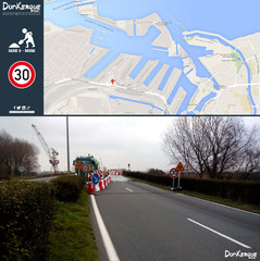 DUNKERQUE-PORT: REPAIR OF DARSE 6 BRIDGE