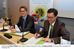 2014-2016 ACTION PROGRAMME BETWEEN DUNKERQUE-PORT AND AGENCE DE L'EAU ARTOIS PICARDIE