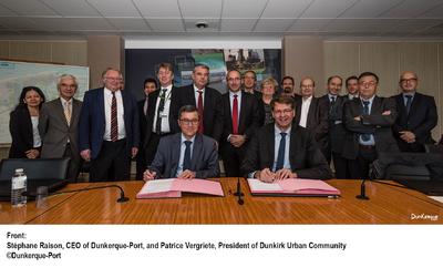 307_Cooperation_DUC_DunkerquePort_EN