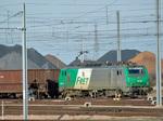 Opérateur ferroviaire au faisceau du Colombier