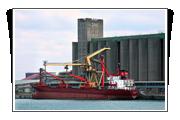 Céréales Dunkerque Port