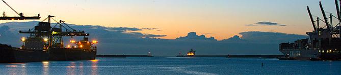 Bassin de l'Atlantique - Port Ouest